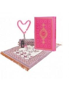 Gebedskleed met Koran en...