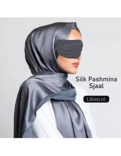 Silk Look Pashmina Sjaal