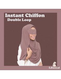 Instant Hijab Chiffon