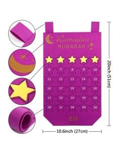 Ramadan countdown calender