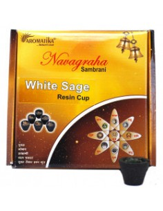 Resin Cups - Witte Salie