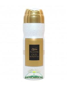 Deodorant - Oud Romancea
