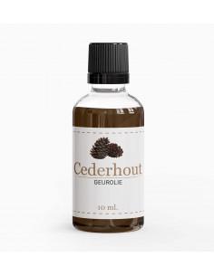 Geurolie - Cederhout