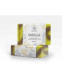 Handgemaakte Vanille Zeep