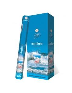 Flute Wierookstokjes - Amber
