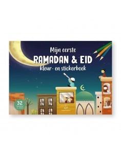 Mijn eerste Ramadan en Eid...