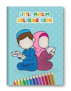 Little Muslim Coloring Book