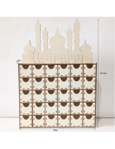 Wooden construction kit...
