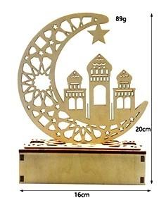 Wooden Mosque Standard...