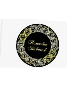Ramadan Mubarak Stickers -...