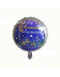 Folieballon Rond Ramadan...