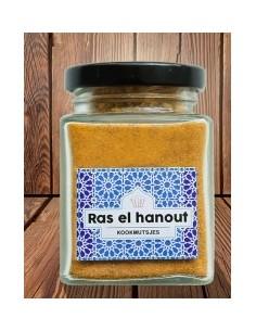 Kookmutsjes Ras el Hanout...
