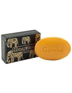 Goloka Zeep - Sandelhout