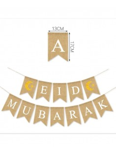 Slinger - Juten - Eid Mubarak