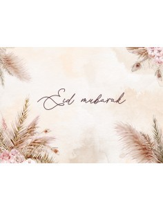Placemats - Eid Boho Chic...