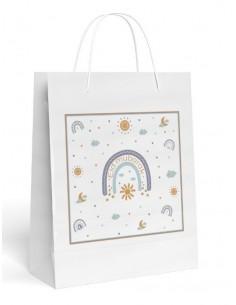 Gift Bag Eid Mubarak Rainbow