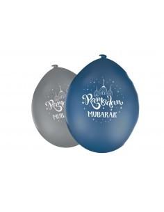 Ballonnen Ramadan Metallic...