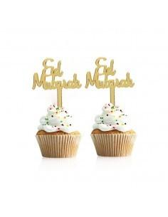 """Cupcake prikkers """"Eid..."""