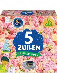5 Zuilen Familiespel
