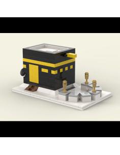 Kaaba building blocks