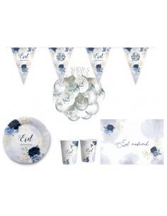 Discount bundel Eid Peony Blue