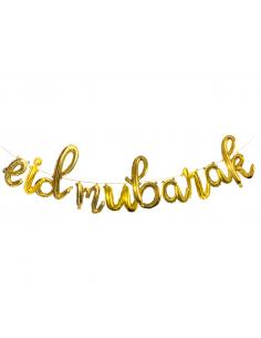 """Folieballon """"Eid Mubarak""""..."""