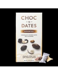 Chocodates - assorted
