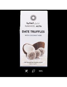 dadeltruffel - kokos