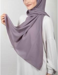 Luxe Crepe Chiffon Sjaal...