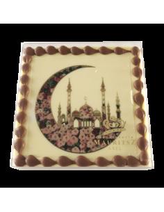 Chocoladetablet Eid Mubarak...
