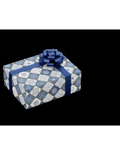 Cadeaupapier - blauwe...