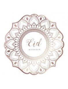 Greeting card Eid - Desert...