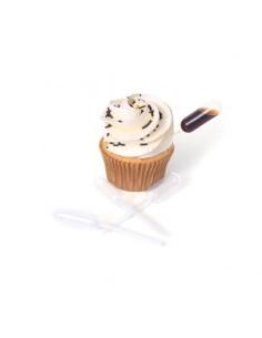 Pipet voor cupcakes (10 stuks)