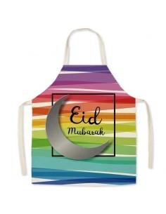 Eid Mubarak Schort - Kleurtjes