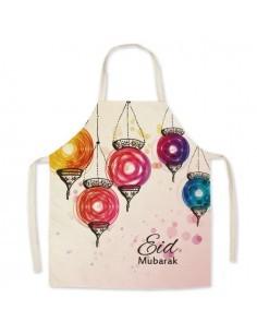 Eid Mubarak Schort -...