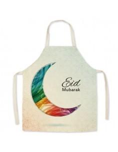 Eid Mubarak Schort - Maan