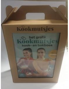cadeauset Kookmutsjes (met...