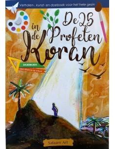 Doeboek: De 25 Profeten in...