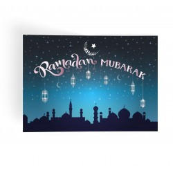 Sets de table Ramadan (6pk)