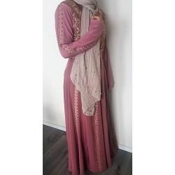 Luxe abaya (jurk)
