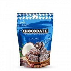 Chocodates kokos