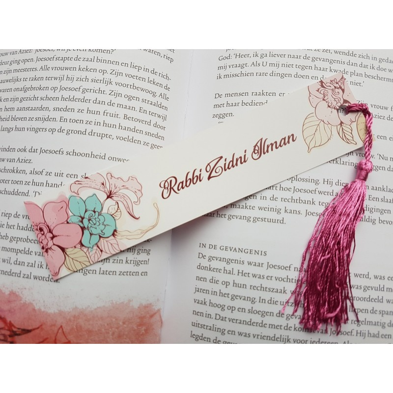 Bookmark 'Rabbi zidni Ilman'