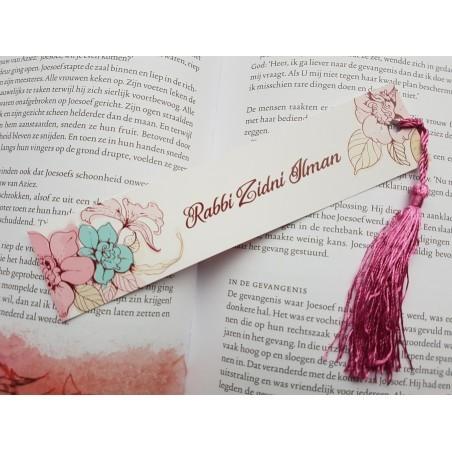 Bookmark 'Rabbi zidni Ilman'