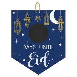 Aftelbord Eid (MDF met krijtbord)