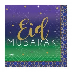 Paper napkins Eid Small
