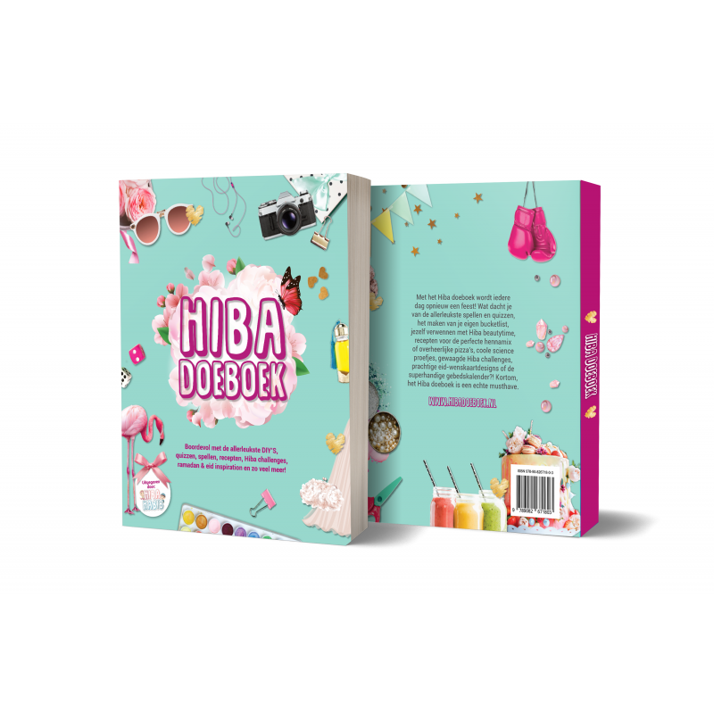 Magazine - Hiba (Dutch)