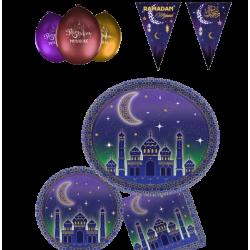 Ramadan voordeelbundel paars