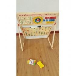 Arabische Alfabet Schoolbord