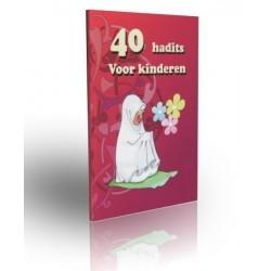 40 hadits voor kinderen