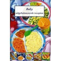 Uitgebalanceerde recepten voor de baby